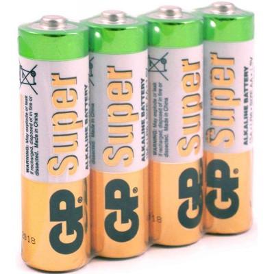Батарейка GP  LR06 без бл. (4/96/1000)