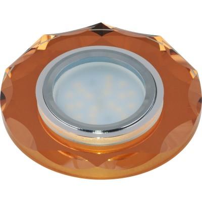 DLS-P105 стекло хром/бронза. GU5.3, 09990