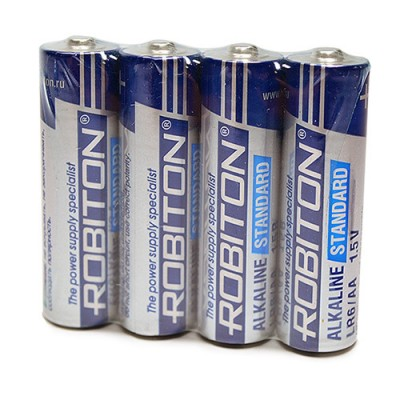 Батарейка  Robiton  STANDARD LR06  (4/40/400)