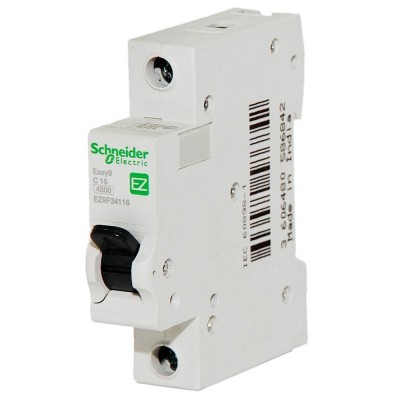 "Авт.выкл. ""Schneider Electric"" С 1P 16А"