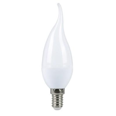 Лампа Smartbuy свеча на ветру С37 LED (5W) 220V/3000К/Е14