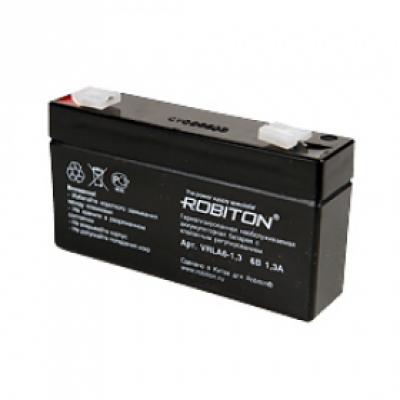 Аккумулятор  Robiton VRLA6V-3.3
