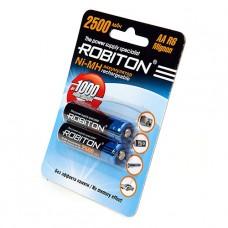Аккумулятор Robiton R6 2500 mAh 2*BL (2/50)