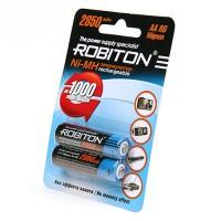 Аккумулятор Robiton R6 2850 mAh 2*BL (2/20)
