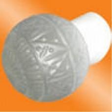 Светильник Элетех ННС 62-001-А 85 рассеиватель бочонок прозрачный