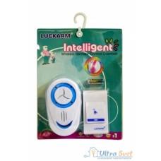 """Звонок """"Intelligent"""" беспроводной  с вилкой, 1*BL"""