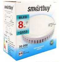 Лампа Smartbay GX53  LED  (8W) 220V/4000K (1/10/50)