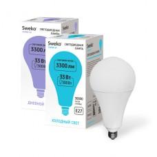 Лампа   Sweko A120 LED (33W) 220V/6500K/E27