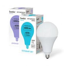 Лампа   Sweko A140 LED (40W) 220V/6500K/E27