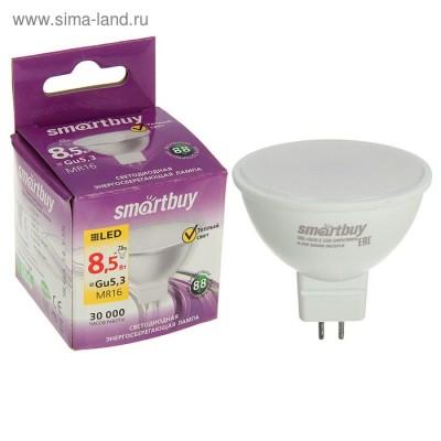 Лампа Smartbuy JCDR LED (8,5W) 220V/3000К/GU5.3
