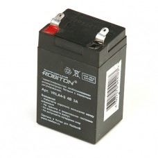 Аккумулятор  Robiton для фонаря VRLA4V-3