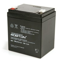 Аккумулятор  Robiton  VRLA12V-4.5