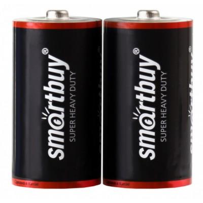 Батарейка  Smartbuy  R20 (24/288), SBBZ-D02S