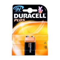 Батарейка Duracell  6LR61 Крона (MN1604) 1*BL (1/10)