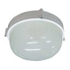 Светильник Элетех НПП 03-100-009 Банник 1101 IP65 круг, белый
