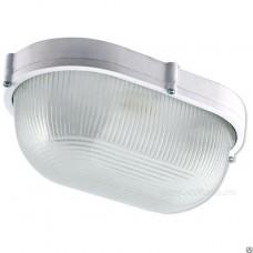 Светильник Элетех НПП 03-100-017 Банник 1201 IP65 овал, белый