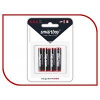 Батарейка Smartbuy R03 4*BL (48/960), SBBZ-3A04B