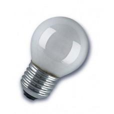Лампа  Uniel Шар 220V/40W/Е27, матовая (10/100)