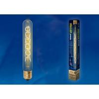 Лампа накаливания цилиндр IL-V-L32A-60 GOLDEN 60W/CW/E27 длина 185мм, серия Vintage (UL-00000485)