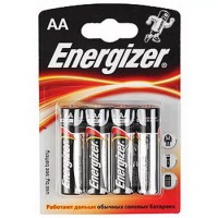 Батарейка ENERGIZER MAX+Power Seal  LR6 4*BL (96)