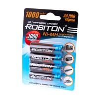 Аккумулятор Robiton R3 1100 mAh 4*BL (4/100)