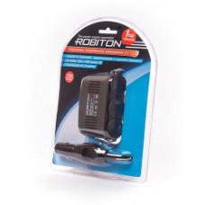 Автомобильный разветвитель ROBITON SM3 3 гнезда 12В, USB,1,5м BL1