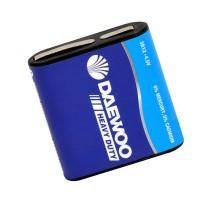 Батарейка Daewoo 3R12 квадрат 4,5V