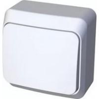 Выключатель Schneider Electric Этюд ВА10-001b ОУ бел. 1кл. (10/180)