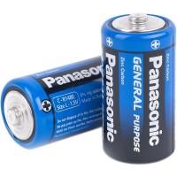 Батарейка Panasonic R14 (2/24/480)