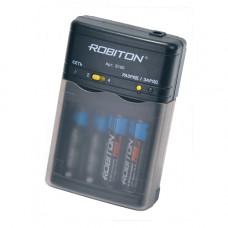 Зарядное устройство ROBITON Smart S100 на 4 аккум.