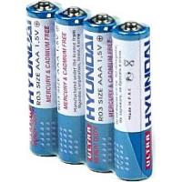Батарейка HYUNDAI R03 (4/60/2400)