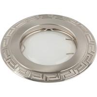 DLS-A103 штамп.сталь хром/цинковый сплав GU5.3, без лампы, 10739