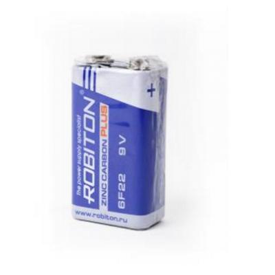 Батарейка  Robiton PLUS 6F22 (10/100)