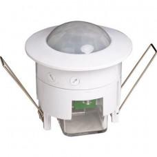 Датчик движения встраеваемый потолочный HOROZ, 1200W,  белый, HL485