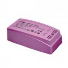 Трансформатор Feron 105W плавный пуск 97*28*48мм роз., TRA110 (1/100)