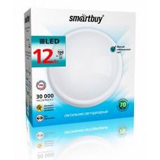 Светильник Smartbuy LED 12W/4000K/IP65, ОП, круглый, SBL-HP-12W-4K