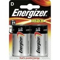 Батарейка ENERGIZER LR20 2*BL (2/24)