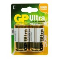 Батарейка GP LR20 2*BL (2/20)