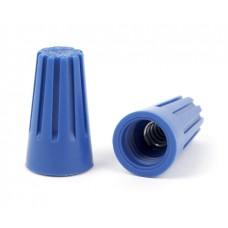 Соединитель проводов СИЗ-2 (4,5) скрутка/изолятор без ушей (КВТ) (100шт)