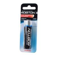 Аккумулятор  Robiton  LI 18650 (7/5A 3.6v 3400mah)