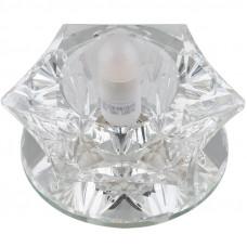 DLS-F109 зеркальный/прозрачный, без лампы, G9, 10122
