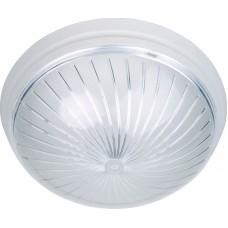 Светильник пластиковый УФО Загреп 400-233-101 светлое дерево  (5/40)