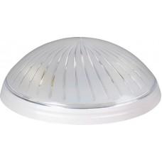 Светильник пластиковый УФО Загреп 400-001-104 с двойным патроном бел(1/5)