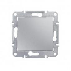 Выключатель Schneider Electric Sedna SDN0400460 1-кл, 2 направления, алюминий