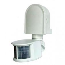 Датчик движения Horoz настенный, 1000W, 2-8м, 180гр., белый, HL481